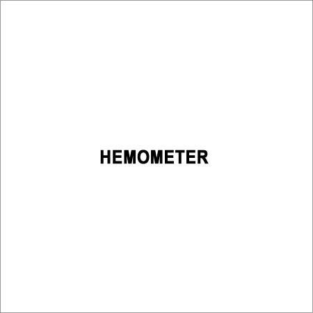 Medical Hemometer