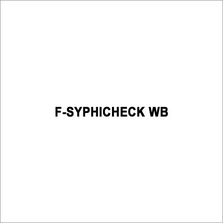 F Syphicheck WB