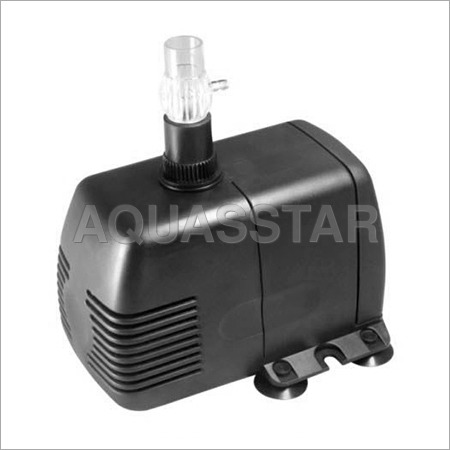 Submersible Filtration Pump