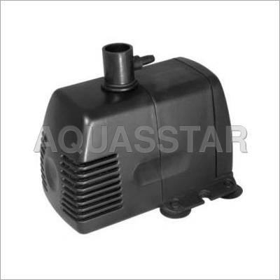 Multi Function Submersible Filtration Pump