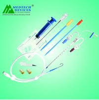 Haemodialysis Triple Lumen Catheter Kit