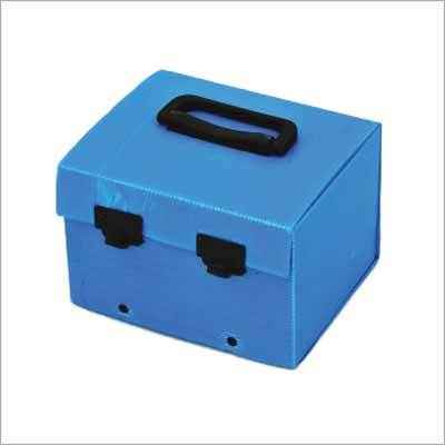Fluted Boxes