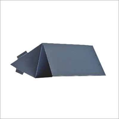 Multicolor Plastic Corrugated Sheets