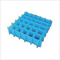 Plastic Partition Board