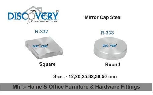 Mirror Cap Square