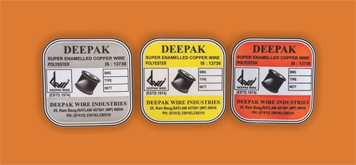 Electrical Goods Labels