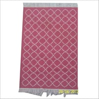 Cotton Hand Woven Rugs