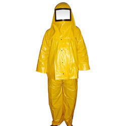 PVC Chemical Safety Suits