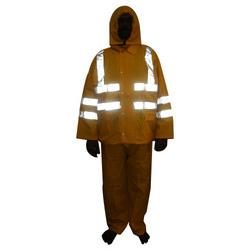 PVC High Visibility Rain Suits