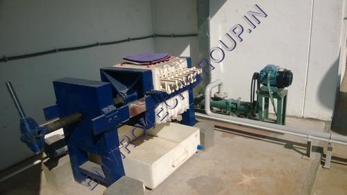 Sludge Dewatering System
