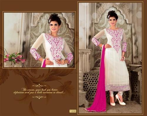 Designer Anarkali Salwar Kameez