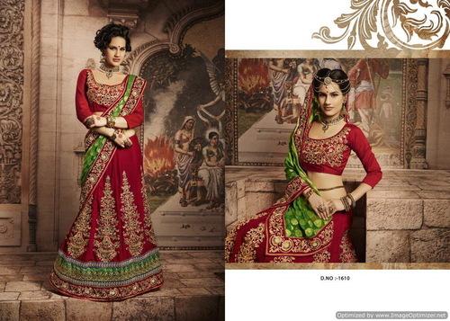 Awesome Designer Bridal Sarees