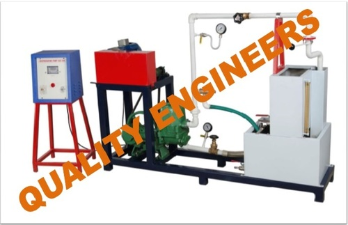 Fluid Machinery Lab