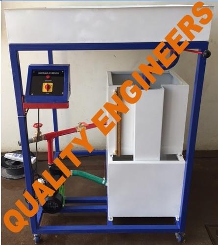 Hydraulic Bench & Accessories