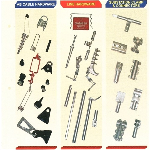 Sub Station Hardware & AB Cable Accessory