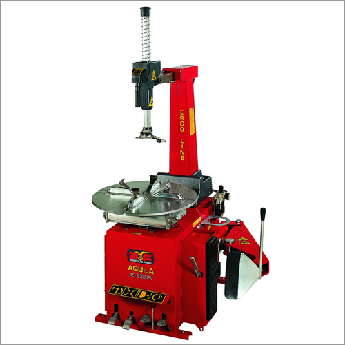 Automatic Tyre Changer With Tilting Column