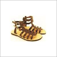 Designer Leather Sandals