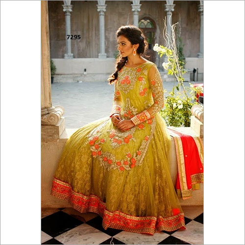 New Anarkali Suit