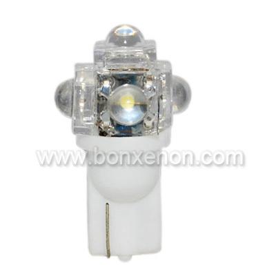 Side Turn Light T10-W5W-5FLUX