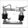 11 KV 400 AMPS, 2 Post Rotating Isolator