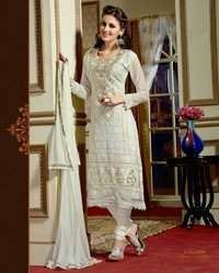 Georgette Long Anarkali Salwar Suits