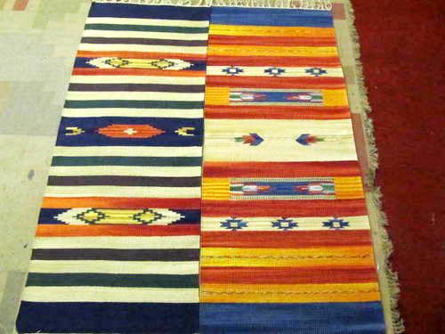 Multicolour Stripe Rugs