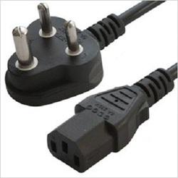 3 PIN Computer Power Code