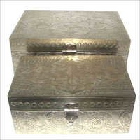 Metal Handcrafted Boxes