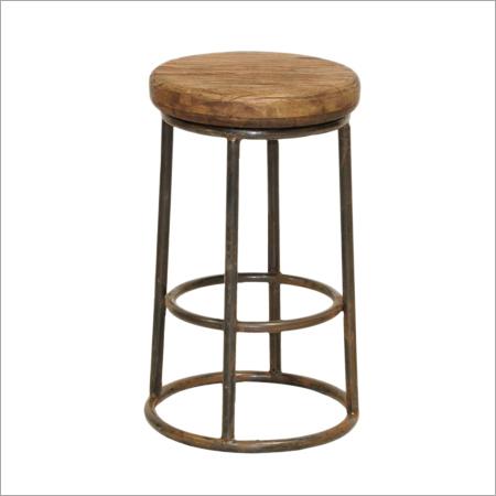 Round Top Bar Stool