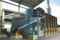 Direct Coal Fired Hot Air Generator