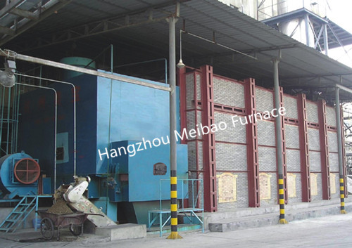 Indirect Biomass Fired Hot Air Furnace