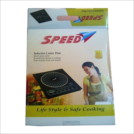 Induction Cooker Plate