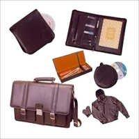 Leather Folder