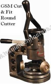 CUT & FIT GSM Round Cutter