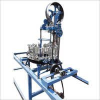 G I Wire Braiding Machine