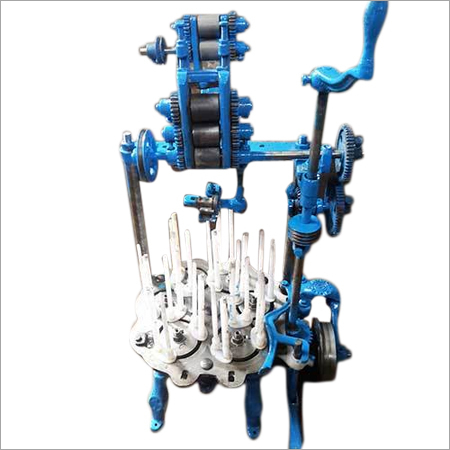 Industrial Yarn Braiding Machine