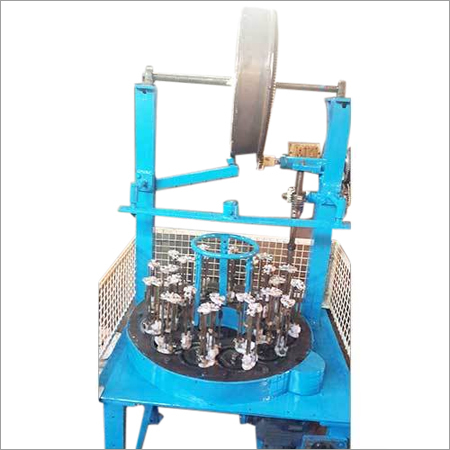 GI Wire Braiding Machine