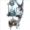 Spindle Jute Braiding Machine