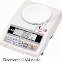 Electronic GSM Balance