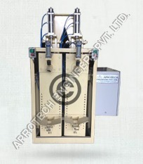 Double Spout Mortar Packing Machine