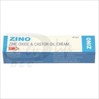 Zinc Oxide and Castor Oil Cream
