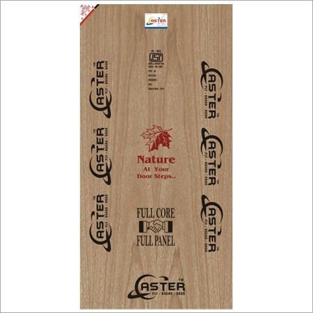 Wooden Block Board