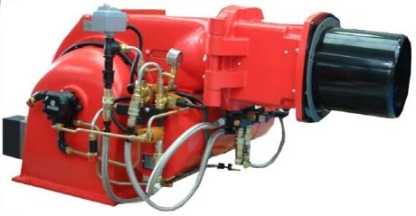 Commercial Heavy Oil Burners