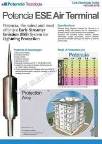 ESE Lightning Arrester