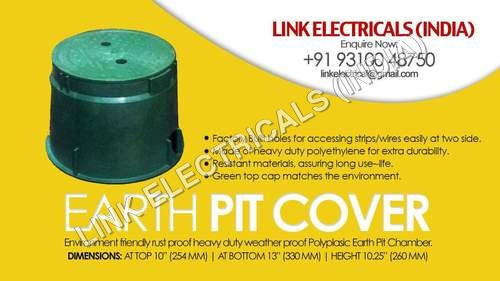 Polyplastic Pit Cover