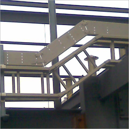 Perforated Ladder Cable Trays