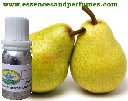 Pear Fruit Flavor