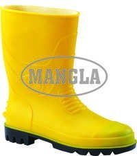 Gold-Year Gumboot