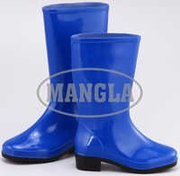 Mercury Royal Blue Boot