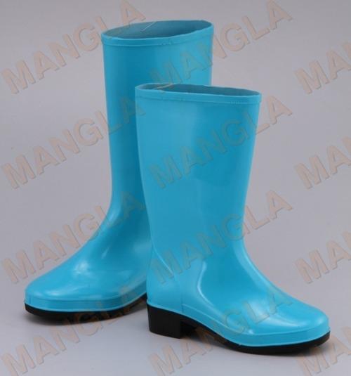 Mercury Sky Blue Boots